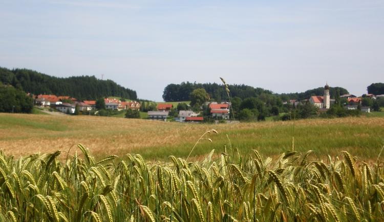 Ansicht Geretsberg. (© Gemeinde Geretsberg)