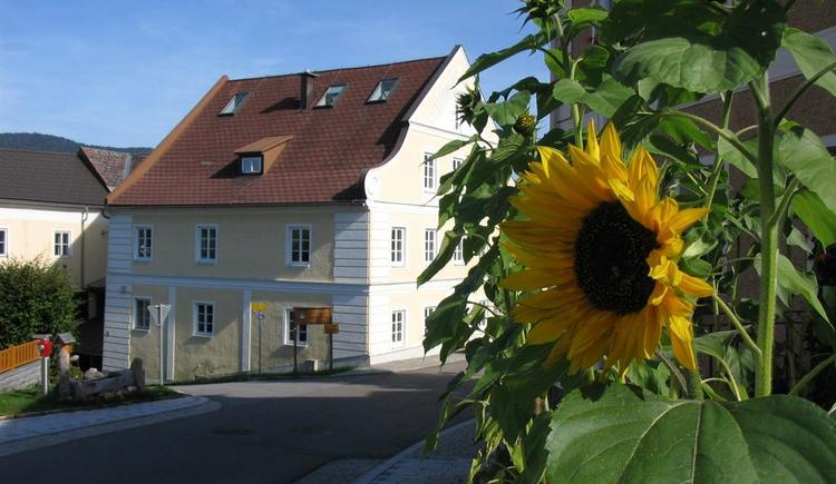 Jugengästehaus (© Jugendgästehaus Ulrichsberg)