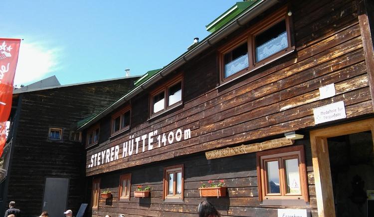 Steyrer Hütte