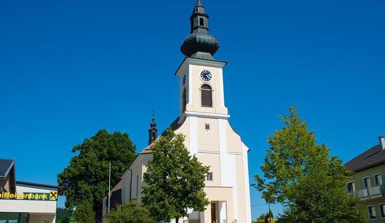 Pfarrkirche Kollerschlag (© DI Jungwirth)