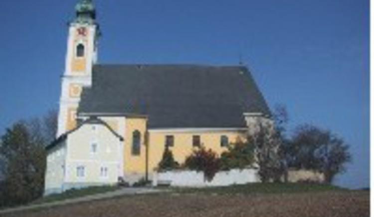 Filialkirche Aschau (© Vianovis)