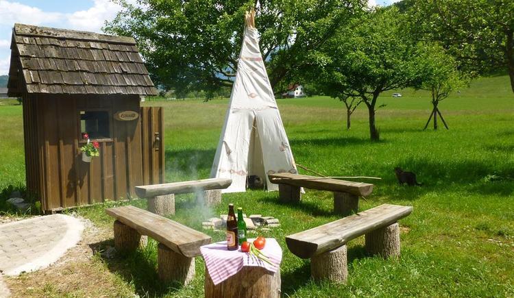 Romantischer Grillplatz (© berger)