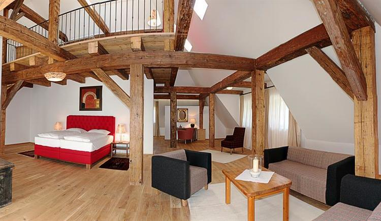 Traunsee Suite Hotel Hochsteg Gütl (© Hotel Hochsteg Gütl)