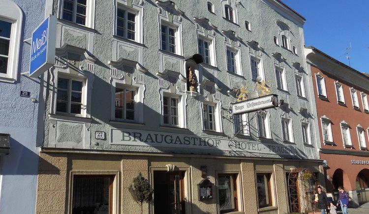 Braugasthof Hotel Träger am Rossmarkt (© pr-am)