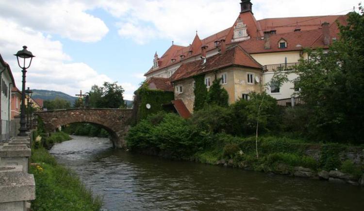 Wolfsberg, Fleischbrücke (© Verein BENEDIKT BE-WEG-T)