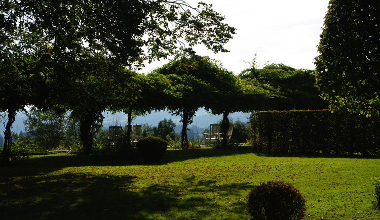 Schlosspark (© TV Pfarrkirchen)