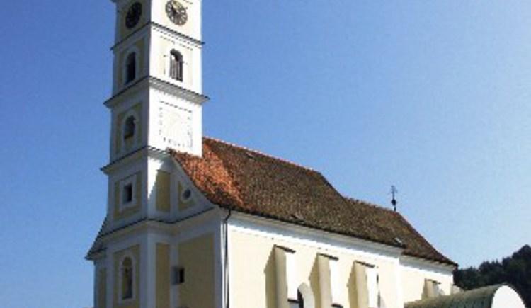 Pfarrkirche Wernstein