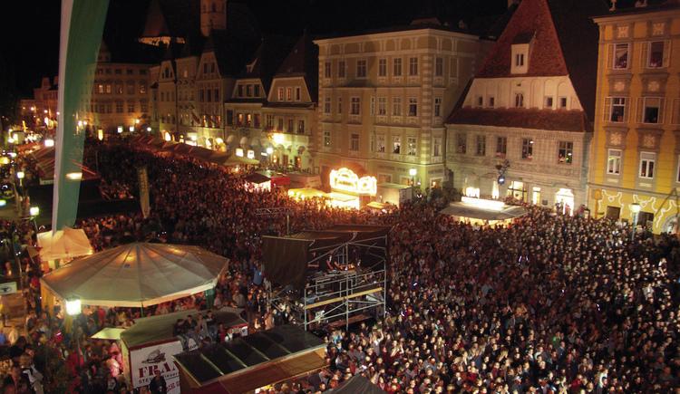Stadtfest, Steyr. (© Iris Stadik)