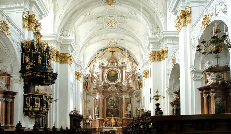 Alter Dom, Jesuitenkirche(c)LinzTourismus-Röbl.jpg (© TVL-Röbl)