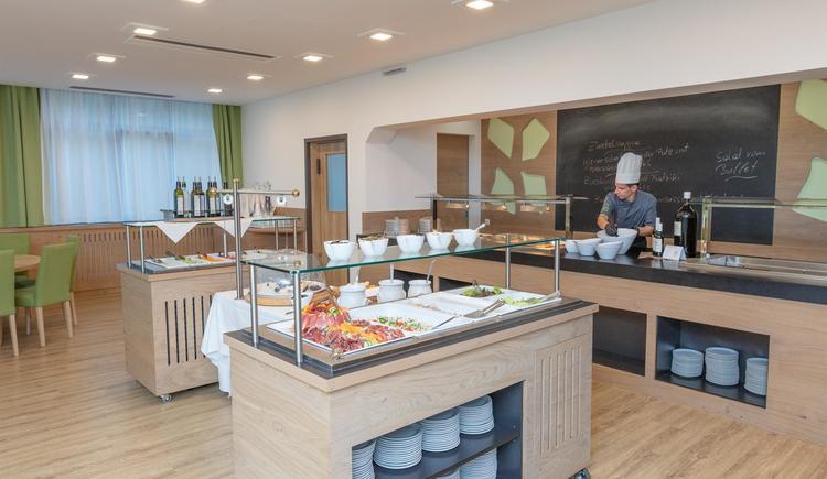 Küche_03 (© Hotel Freunde der Natur)