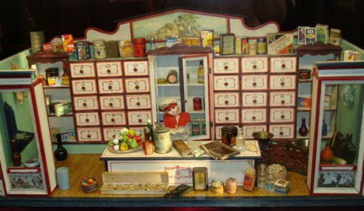 Puppenk\u00fcche (© Puppenhausmuseum)