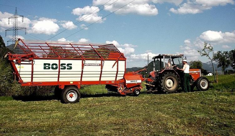 Traktor (© berger)