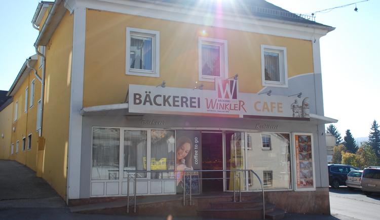 Bäckerei Winkler (© Albin Gattermayr)