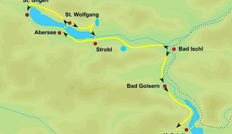 Salzkammergut Seenwanderung (© Bestseller Reisen)