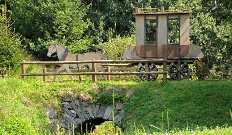 Pferdeeisenbahn-Wanderweg (© TVB Freistadt)