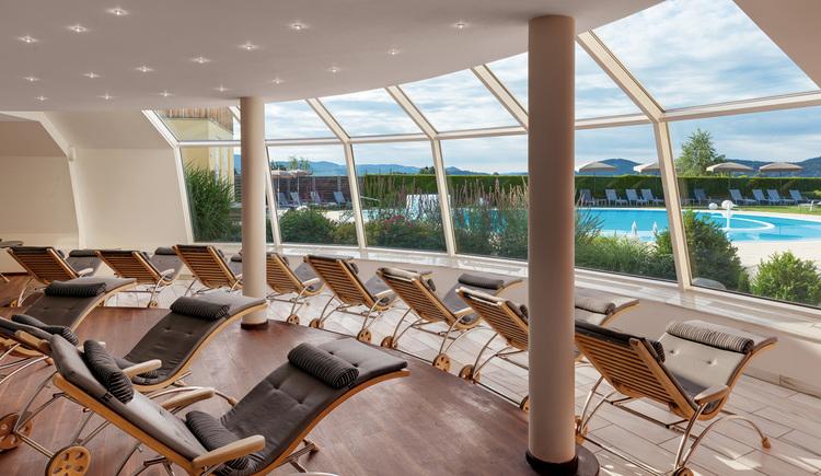 Ruheraum Wintergarten (© Hotel Almesberger)