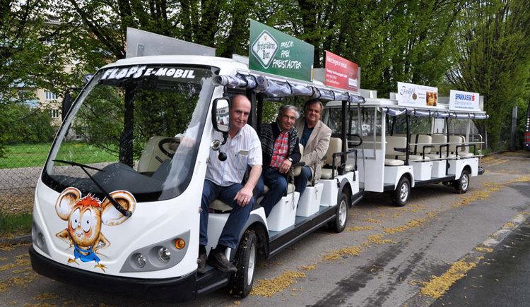 Flaps E-Mobil (© Gemeinde Freistadt)