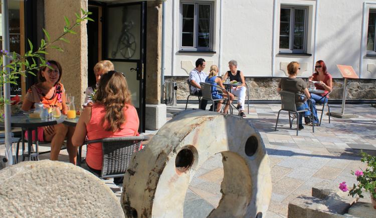 Sturmmühle Gastgarten