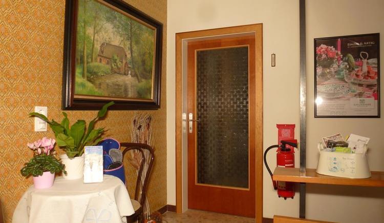 Staircase_P1050616 (© Apartment Heidelinde)