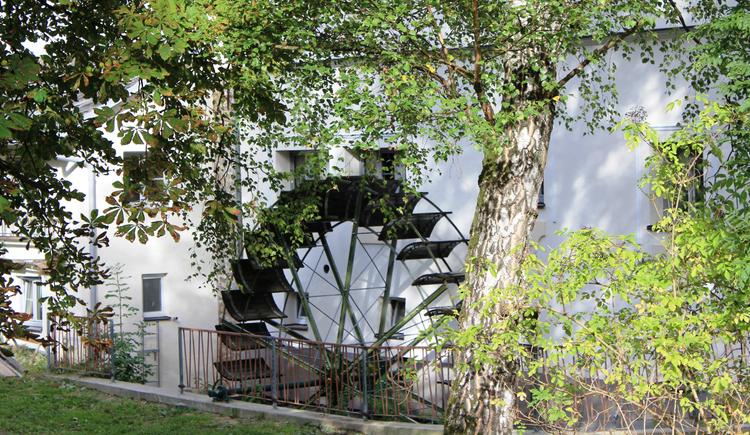 Sturmmühle Mühlenrad