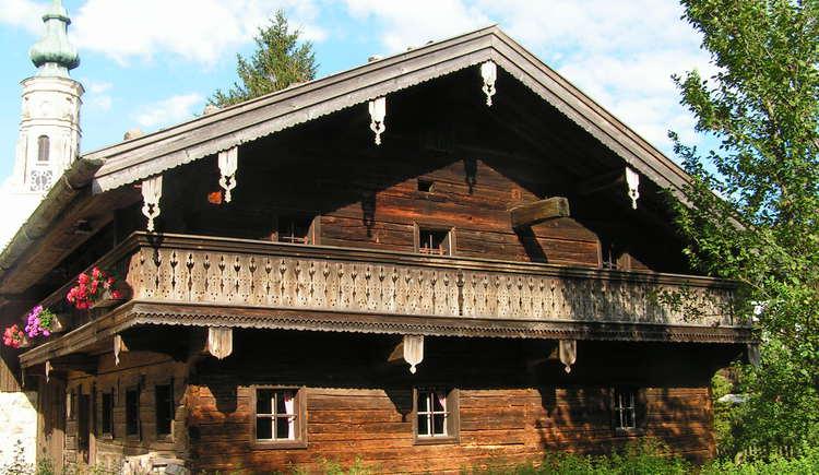 Franz Xaver Gruber Heimathaus (© F. X. Gruber Gemeinschaft)