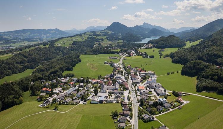 Hof aus der Luft (© skyblue Salzburg)