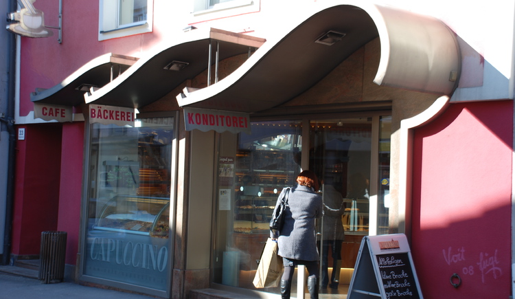 Café Konditorei (© Haslinger)