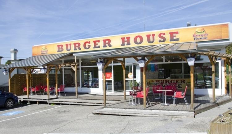 Außenansicht (© Burger House Bad Hall)