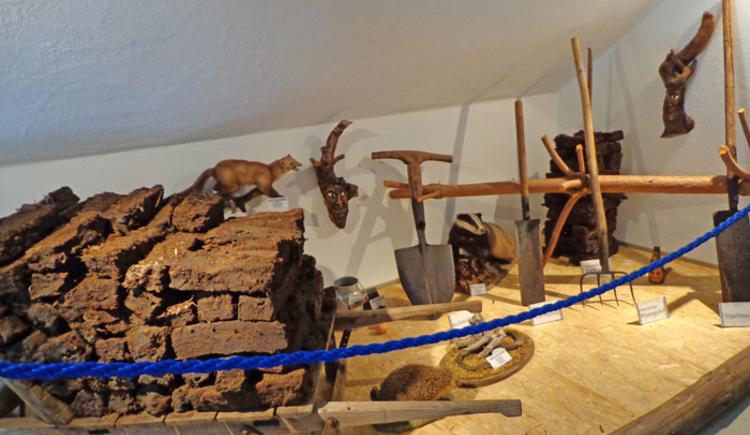 Moormuseum Ibmer Moor (© Verbund Oö. Museen)
