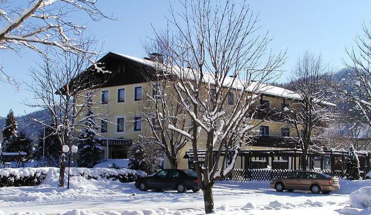 Hotel-Restaurant Stefanihof im Winter