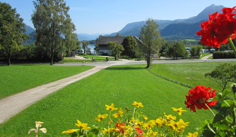 Ausblick vom Haus Scherthan