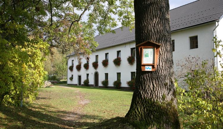 Museum, Natur, Freilichtmuseum Ledermühle, Wasserrad, Mühlviertel