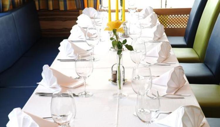 Gaststube (© Hotel Hocheck)