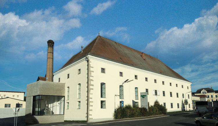 Die Braucommune in Freistadt beinhaltet seit Ende 2012 auch das Freistädter Brauhaus (Gastronomie). (© Freistädter-Bier)