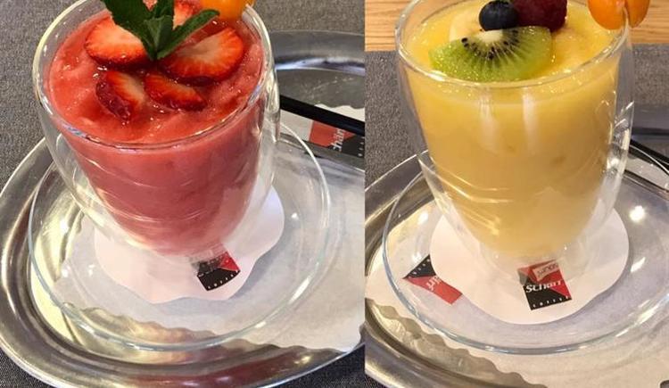 Köstliche Shakes (© Leibetseder Gastronomie)
