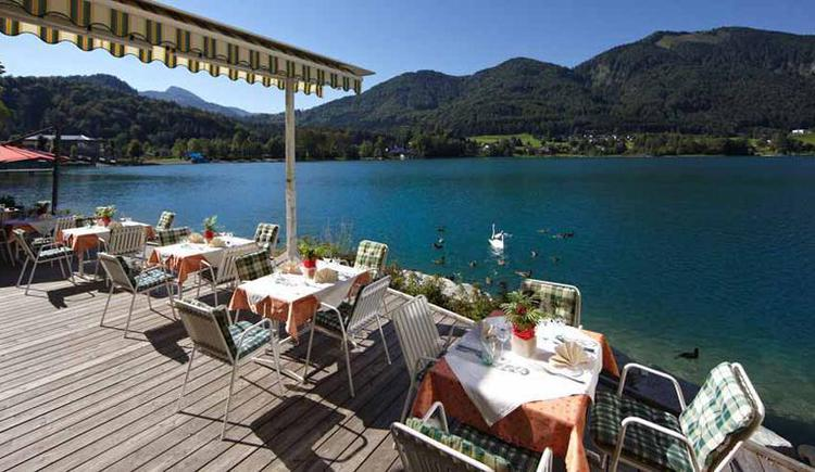 Restaurant in Hotel Seerose