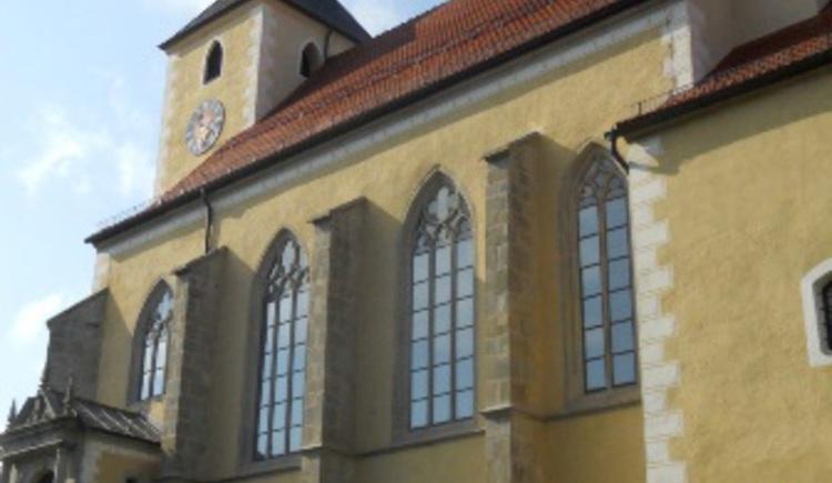 2011-08-00 Pfarrkirche 01.jpg (© Pfarre Waldhausen)