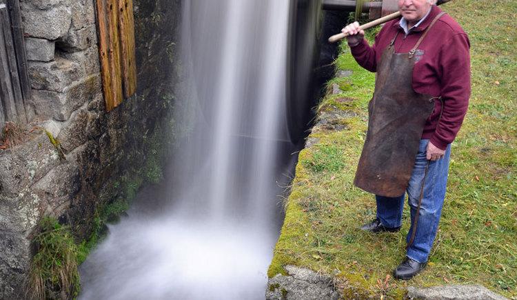 Wanderweg - Das Gewerbe am Fluss (© OÖ Tourismus/Röbl)