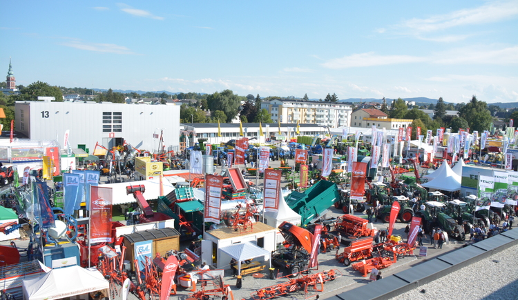 RIEDER MESSE. (© MESSE RIED GmbH)