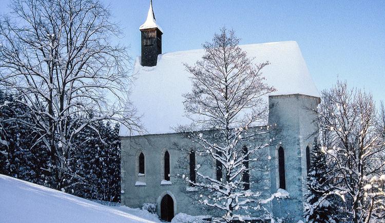 Konradkirche Oberwang (© Tourismusverband MondSeeLand)