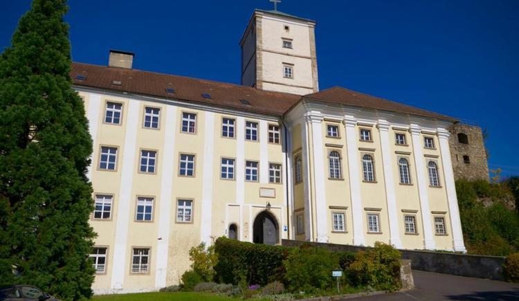 Außenansicht Gästehaus Schloss Riedegg (© Gästehaus Schloss Riedegg)