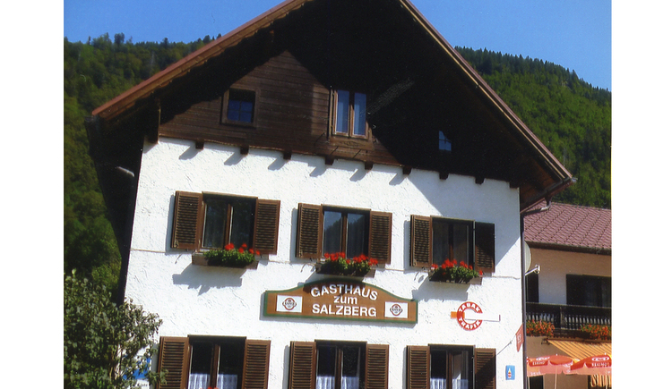 Gasthaus zum Salzberg (© Stefan Stögner)