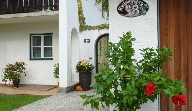 Eingang_P1050353 (© Apartment Heidelinde)