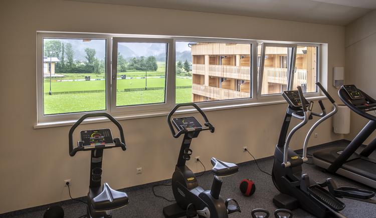 Fitnessraum. (© cooee-alpin-hotel-dachstein)