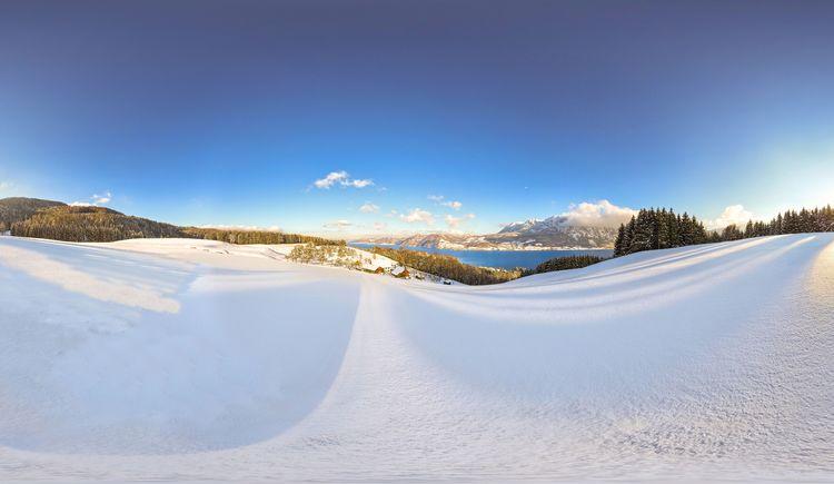 Panoramaaufnahme im Winter. (© Andreas Graf)