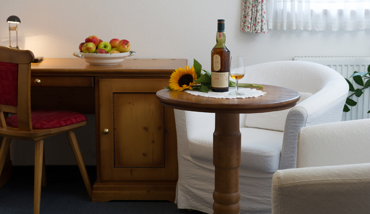 Schreibtisch (© Hotel Nöserlgut)