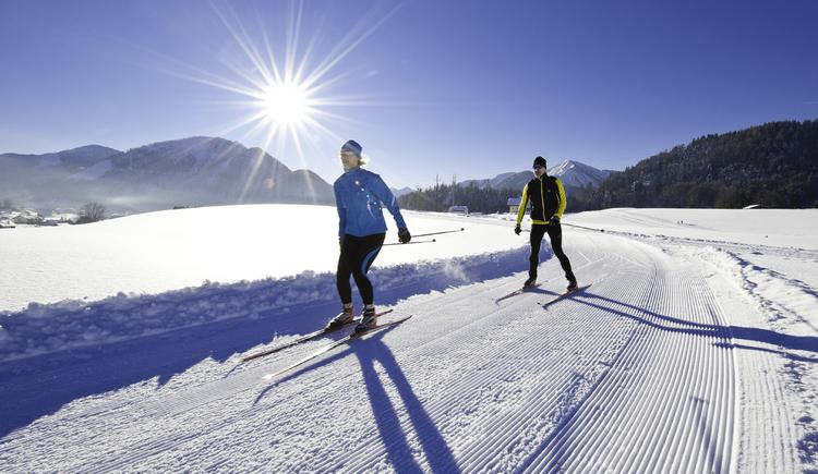 Skating trail in Faistenau (© Fuschlsee Tourismus GmbH / Erber)