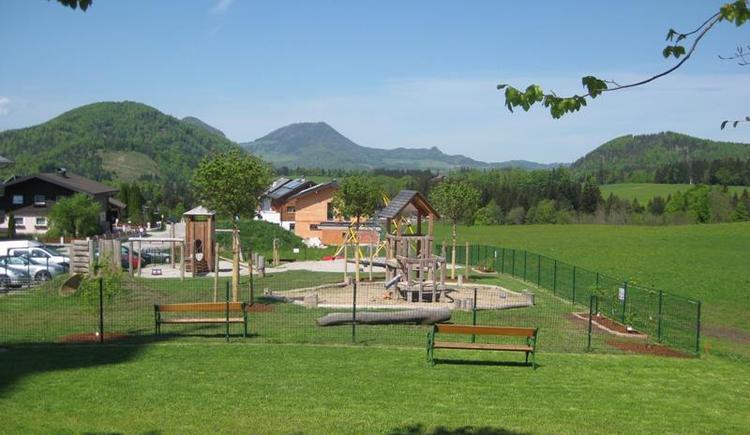 Spielplatz Faistenau (© Tourismusverband Faistenau)