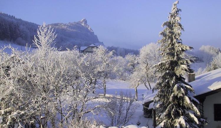 Koppl winter nockstein (© Gemeinde Koppl)