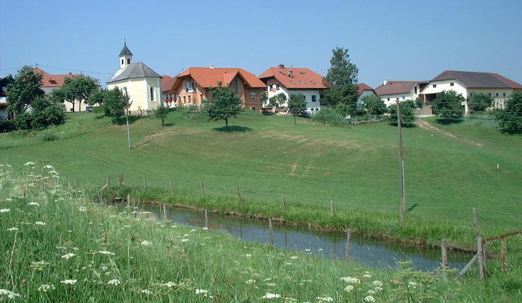Ortsansicht 3 (© Gemeindeamt St. Ulrich)